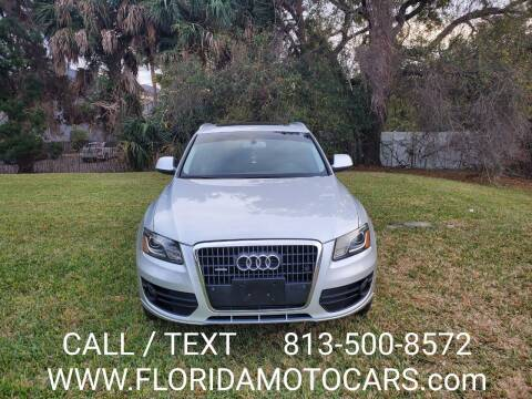 2012 Audi Q5 for sale at Florida Motocars in Tampa FL