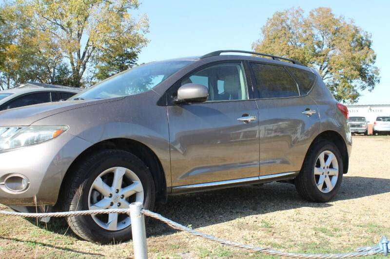 2009 Nissan Murano for sale at Abc Quality Used Cars in Canton TX