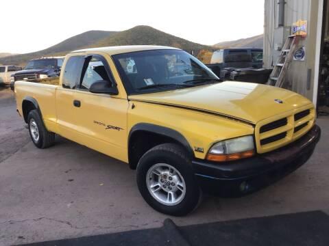 2000 Dodge Dakota for sale at Troys Auto Sales in Dornsife PA