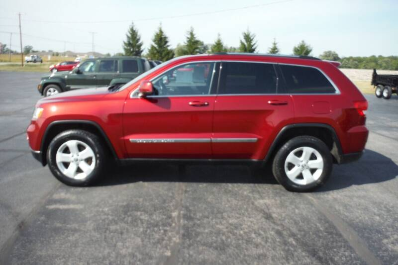 2013 Jeep Grand Cherokee for sale at Bryan Auto Depot in Bryan OH