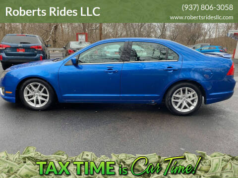 2012 Ford Fusion for sale at Roberts Rides LLC in Franklin OH