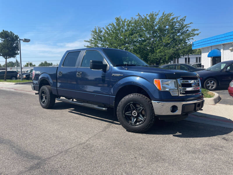 2013 Ford F-150 for sale at Ace Auto Sales in Boise ID