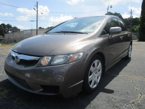 2011 Honda Civic for sale at Lewis Page Auto Brokers in Gainesville GA