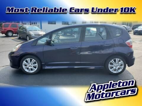 2009 Honda Fit for sale at Appleton Motorcars Sales & Service in Appleton WI