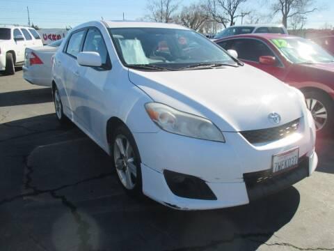 2009 Toyota Matrix for sale at Quick Auto Sales in Modesto CA