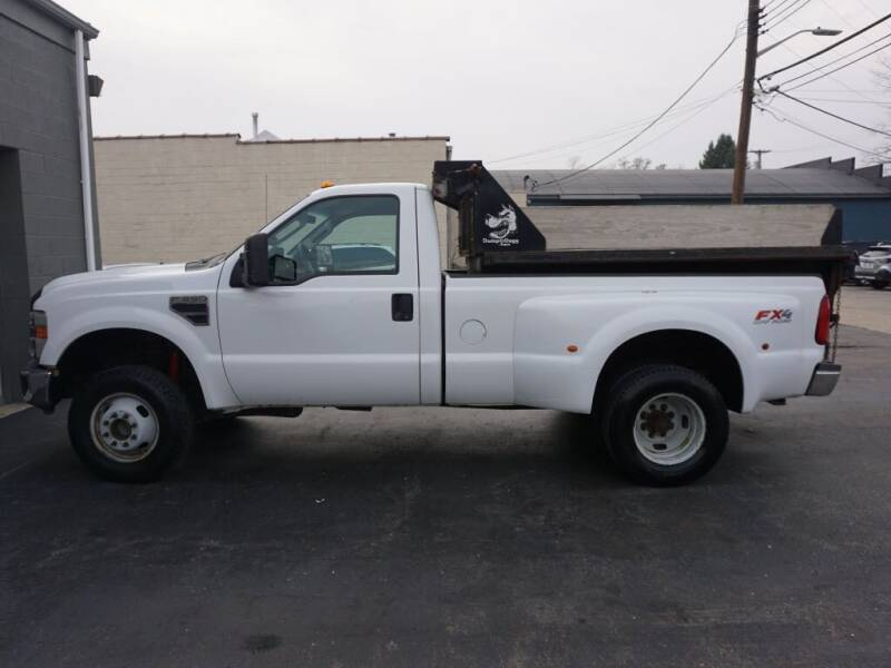 2010 Ford F-350 Super Duty for sale at Clawson Auto Sales in Clawson MI