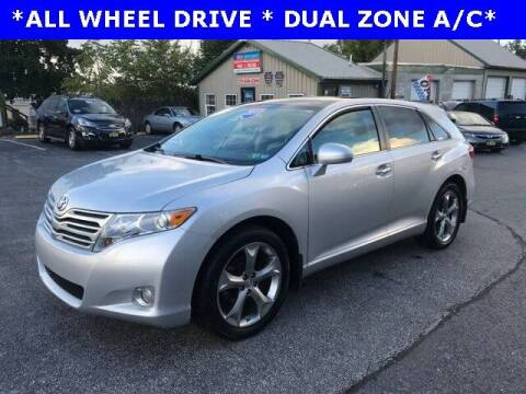 2011 Toyota Venza for sale at Ron's Automotive in Manchester MD