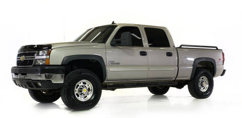 2006 Chevrolet Silverado 2500HD for sale at Houston Auto Credit in Houston TX