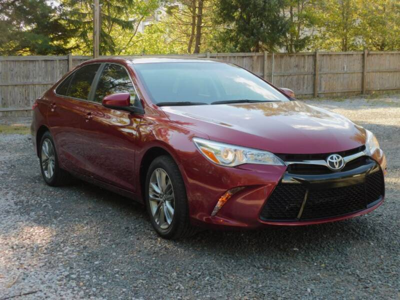 2017 Toyota Camry for sale at Prize Auto in Alexandria VA