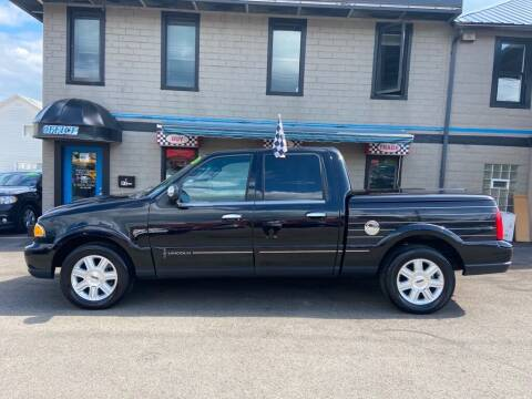 2002 Lincoln Blackwood for sale at Sisson Pre-Owned in Uniontown PA