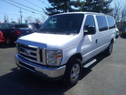 2009 Ford E-Series Wagon for sale at Wilson Investments LLC in Ewing NJ