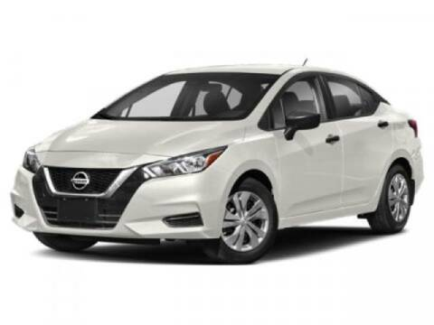 2020 Nissan Versa for sale at JEFF HAAS MAZDA in Houston TX