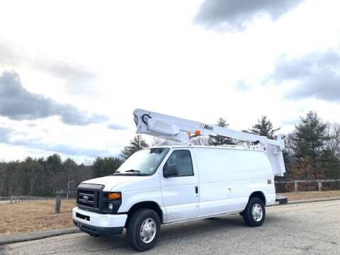2011 Ford E-350 for sale at Bay Road Trucks in Rowley MA