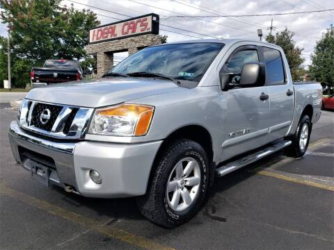 2011 Nissan Titan for sale at I-DEAL CARS in Camp Hill PA