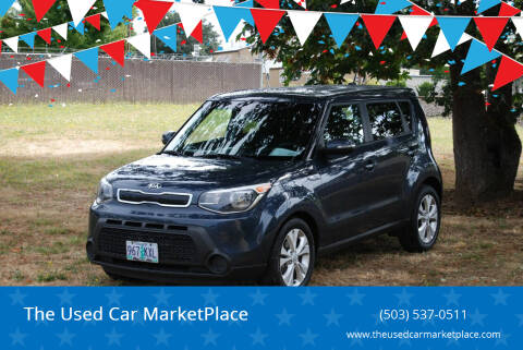 2014 Kia Soul for sale at The Used Car MarketPlace in Newberg OR
