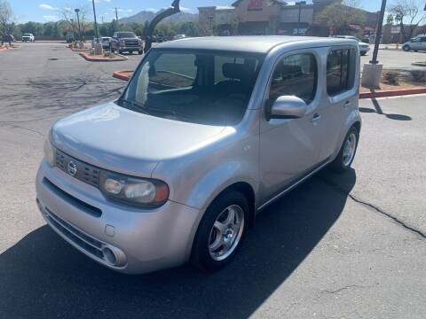2009 Nissan cube for sale at San Tan Motors in Queen Creek AZ