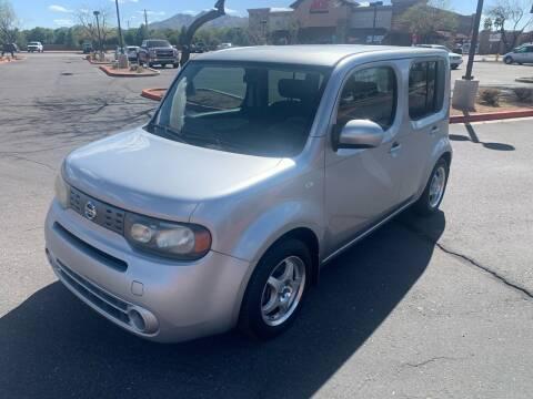 2009 Nissan cube for sale at San Tan Motors in Queen Creek AZ