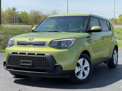 2016 Kia Soul for sale at MAGIC AUTO SALES in Little Ferry NJ