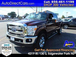 2016 Ford F-350 Super Duty for sale at Auto Direct Trucks.com in Edgewater Park NJ