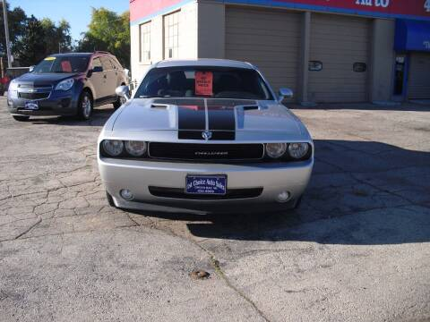 2010 Dodge Challenger for sale at 1st Choice Auto Inc in Green Bay WI