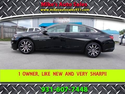 2018 Chevrolet Malibu for sale at Mike's Auto Sales in Shelbyville TN