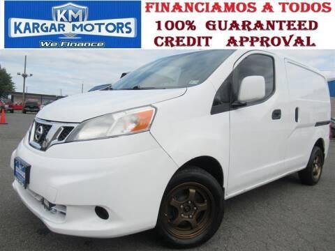 2015 Nissan NV200 for sale at Kargar Motors of Manassas in Manassas VA