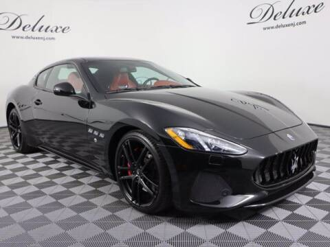 2018 Maserati GranTurismo for sale at DeluxeNJ.com in Linden NJ