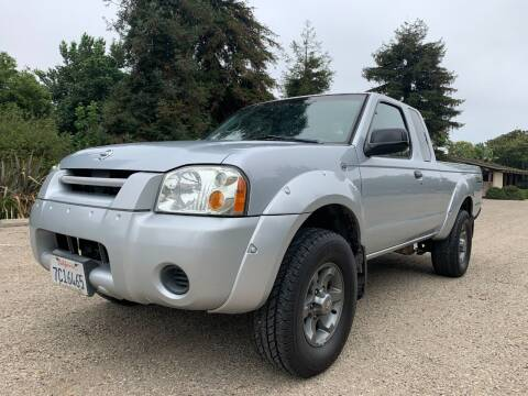 2003 Nissan Frontier for sale at Santa Barbara Auto Connection in Goleta CA