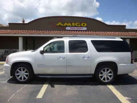 2009 GMC Yukon XL for sale at AMIGO AUTO SALES in Kingsville TX
