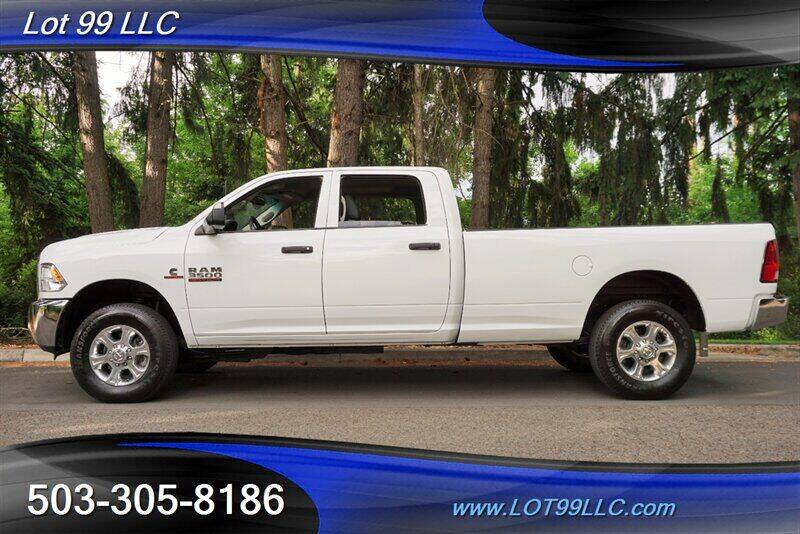 2015 RAM Ram Pickup 3500 for sale at LOT 99 LLC in Milwaukie OR
