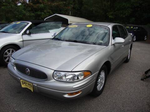 2005 Buick LeSabre for sale at Easy Ride Auto Sales Inc in Chester VA