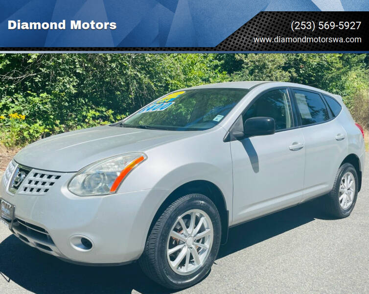 2009 Nissan Rogue for sale in Lakewood, WA