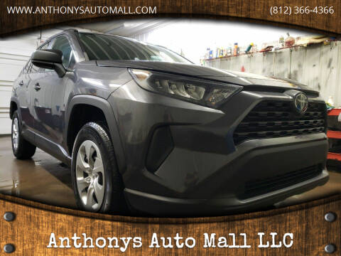 2019 Toyota RAV4 for sale at Anthonys Auto Mall LLC in New Salisbury IN