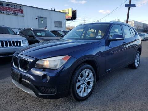 2014 BMW X1 for sale at MENNE AUTO SALES in Hasbrouck Heights NJ