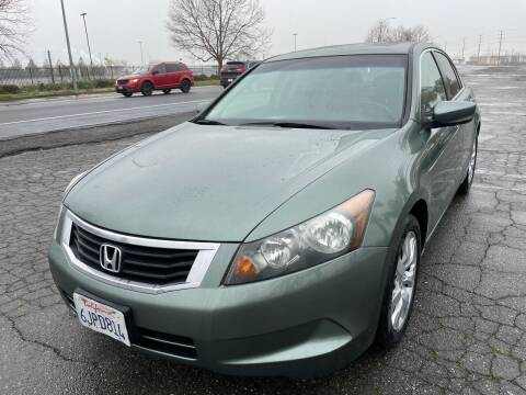 2009 Honda Accord for sale at Moun Auto Sales in Rio Linda CA