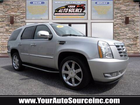 2011 Cadillac Escalade for sale at Your Auto Source in York PA