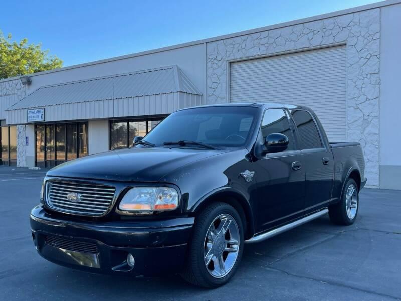 2003 Ford F-150 for sale at AutoAffari LLC in Sacramento CA