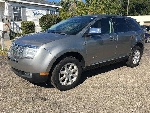 2008 Lincoln MKX for sale at Paramount Motors in Taylor MI