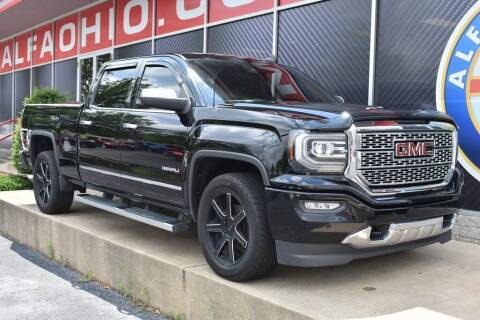2017 GMC Sierra 1500 for sale at Alfa Romeo & Fiat of Strongsville in Strongsville OH