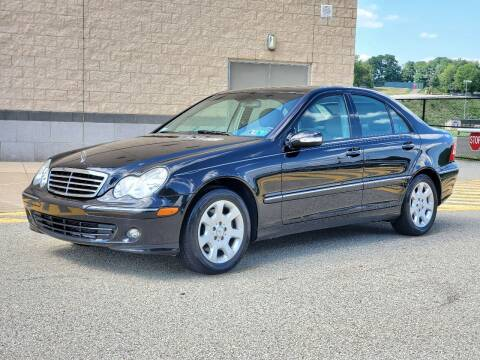 2006 Mercedes-Benz C-Class for sale at FAYAD AUTOMOTIVE GROUP in Pittsburgh PA