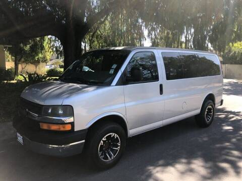 2014 Chevrolet Express Passenger for sale at Boktor Motors in North Hollywood CA