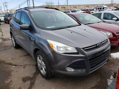 2013 Ford Escape for sale at Jimmys Car Deals in Livonia MI