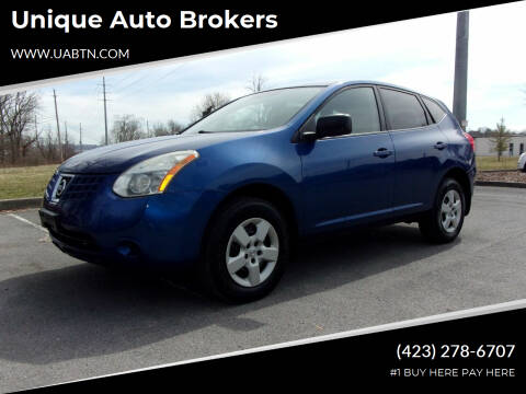 2008 Nissan Rogue for sale at Unique Auto Brokers in Kingsport TN