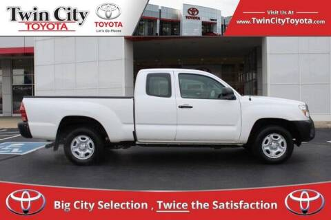 2012 Toyota Tacoma for sale at Twin City Toyota in Herculaneum MO