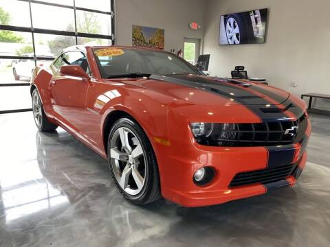 2010 Chevrolet Camaro for sale at Crossroads Car & Truck in Milford OH