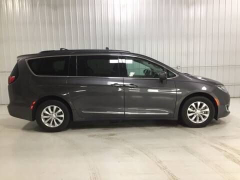 2017 Chrysler Pacifica for sale at Elhart Automotive Campus in Holland MI