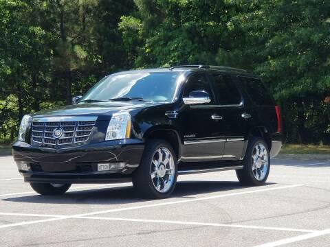 2014 Cadillac Escalade for sale at United Auto Gallery in Suwanee GA
