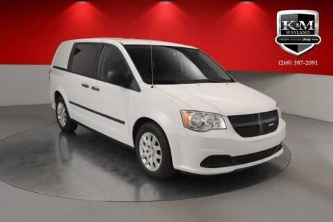 2015 RAM C/V for sale at K&M Wayland Chrysler  Dodge Jeep Ram in Wayland MI