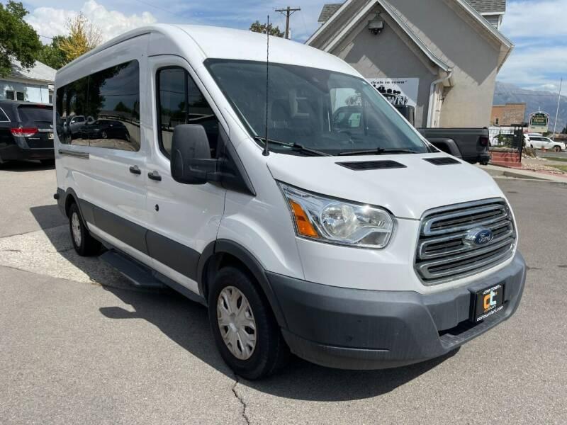 2016 Ford Transit Passenger for sale in Lehi, UT