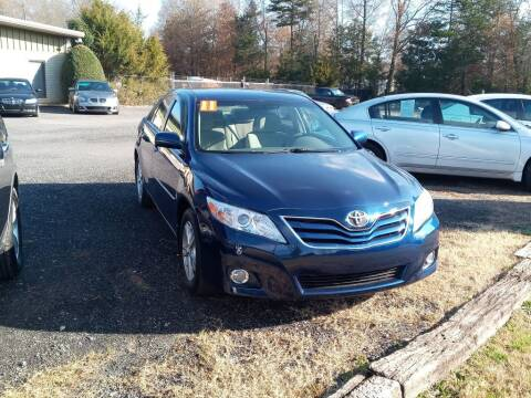 2011 Toyota Camry for sale at IDEAL IMPORTS WEST in Rock Hill SC